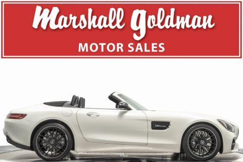Pre-Owned 2018 Mercedes-Benz AMG®Â GT Roadster