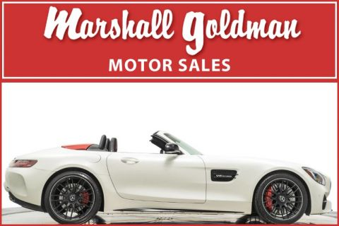 Pre-Owned 2018 Mercedes-Benz AMG® GT C Roadster