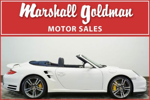 Pre-Owned 2011 Porsche 911 Turbo S Cabriolet