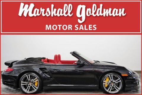 Pre-Owned 2013 Porsche 911 Turbo S Cabriolet