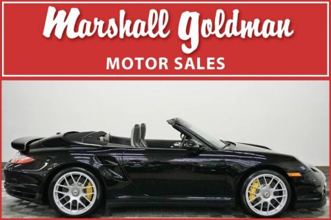 Pre-Owned 2012 Porsche 911 Turbo S Cabriolet