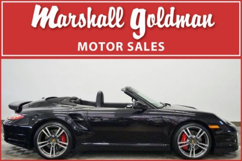 Pre-Owned 2012 Porsche 911 Turbo Cabriolet