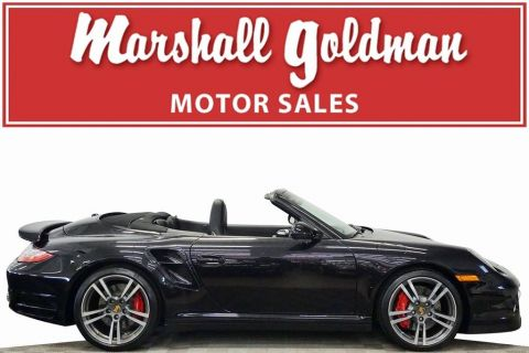 Pre-Owned 2012 Porsche 911 Turbo