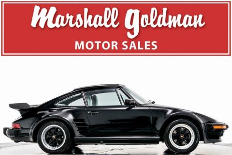 Pre-Owned 1988 Porsche 911 Turbo