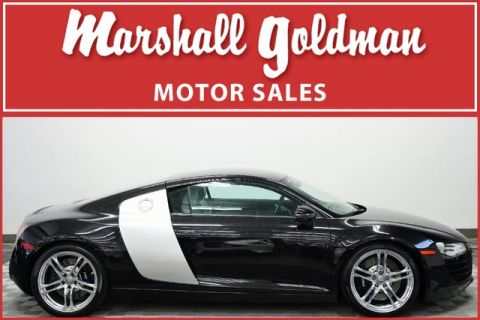 Pre-Owned 2009 Audi R8 4.2L