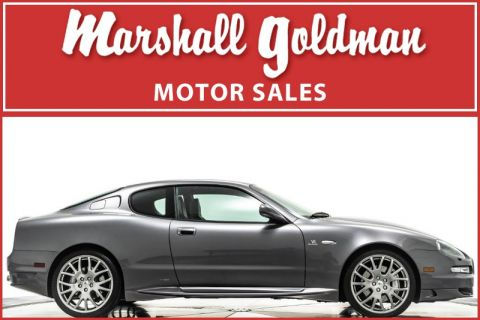 Pre-Owned 2006 Maserati GranSport