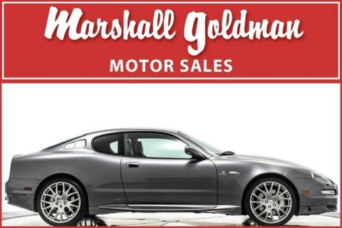 Pre-Owned 2006 Maserati GranSport Base