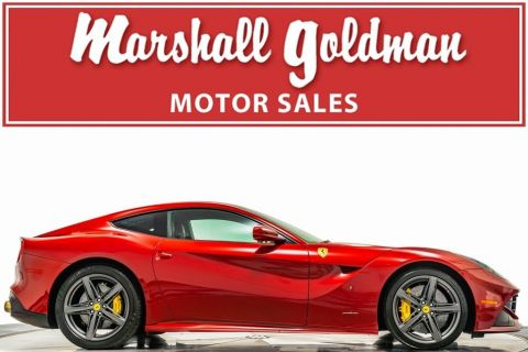 Pre-Owned 2014 Ferrari F12 Berlinetta