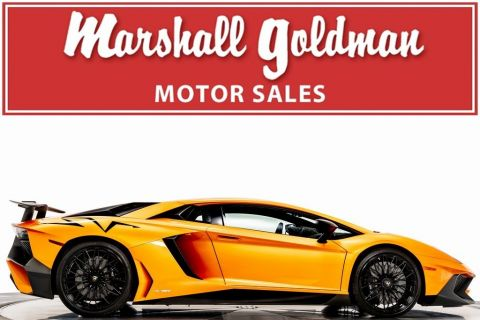 Pre-Owned 2016 Lamborghini Aventador LP750-4 SuperVeloce
